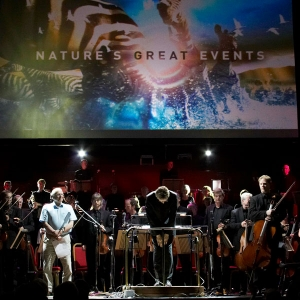 Nature's Great Events live